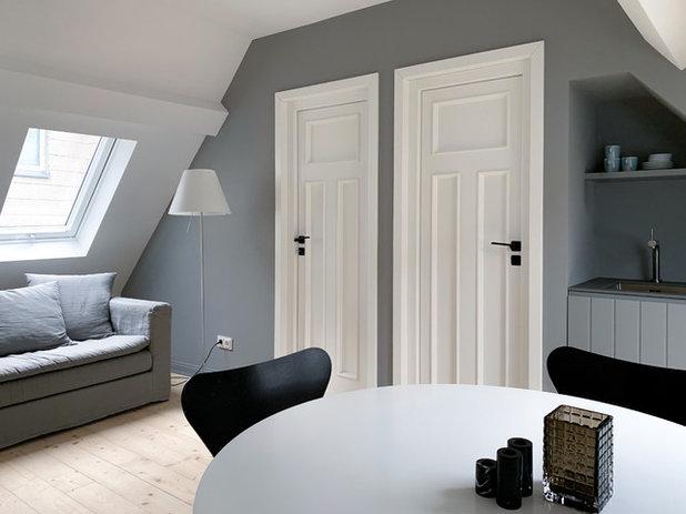 Modern Wohnbereich by add it+