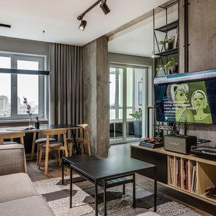 Modern Apartment for a Cinema Fan
