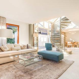Moderne Wohnzimmer Ideen, Design & Bilder | Houzz