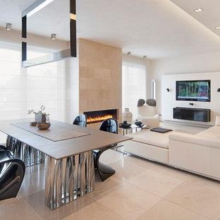 Modern Wohnbereich