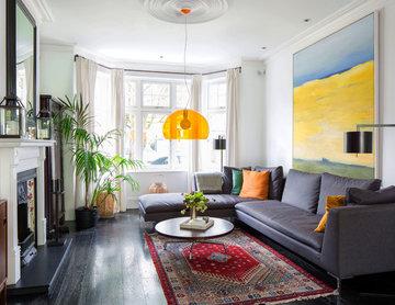 Modern Wohnzimmer