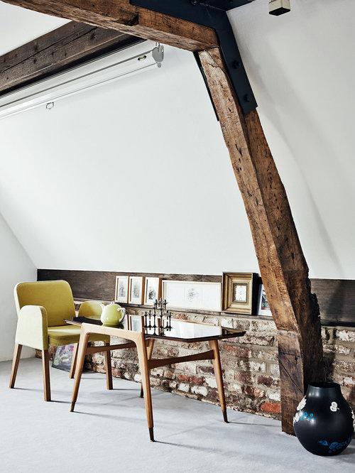 Wohnzimmer mit teppichboden ideen design bilder houzz - Teppichboden wohnzimmer ...