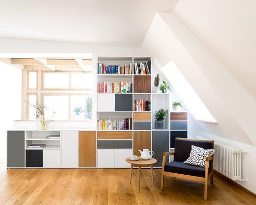 wohnzimmereinrichtung im skandinavischen stil. Black Bedroom Furniture Sets. Home Design Ideas