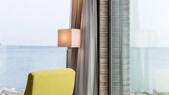 Modernes Architekten-Ferienhaus an der Ostsee