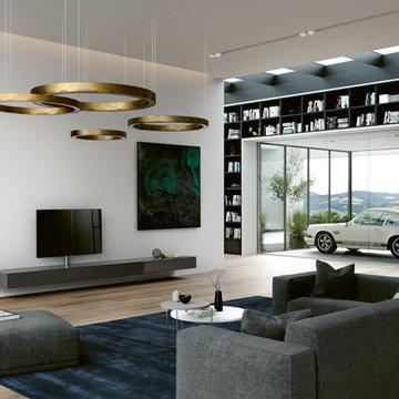 """Modernes Design für Ihr Wohnzimmer - TV-Möbel """"Ameno"""""""