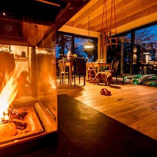 Modernes Landhaus in Holzbauweise