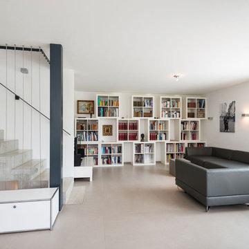Neubau eines Einfamilienhaus