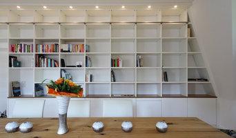 Neue Gestaltung von Bibliotheken