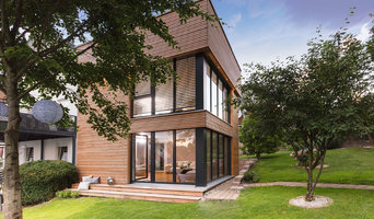 Neues Eigenheim - Stil - Holzbau