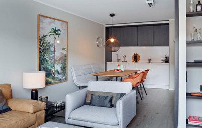 Aus naja wird mega! – neuer Look für eine Zweiraumwohnung