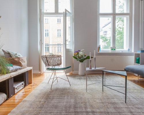 shabby-chic-style wohnzimmer - ideen, design, bilder & beispiele - Wohnzimmer Shabby Chic Modern