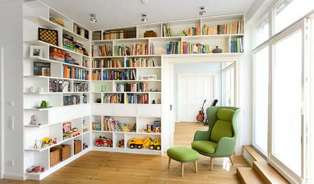 Alles ist möglich: Wie man ein Bücherregal richtig plant?