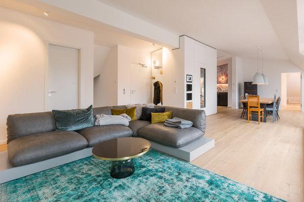 Modern Wohnzimmer By BESPOKE Interior Design U0026 Production