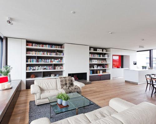 Moderne Wohnzimmer Ideen, Design U0026 Bilder | Houzz