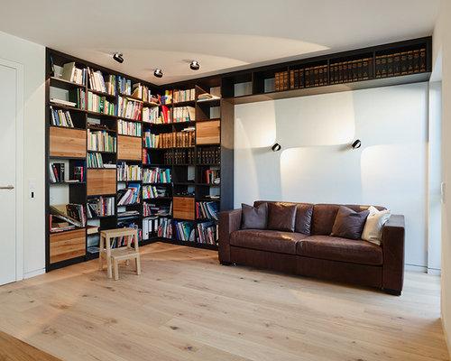 Wohnzimmer Regal Ideen ~ Wohnzimmerregal ideen bilder houzz