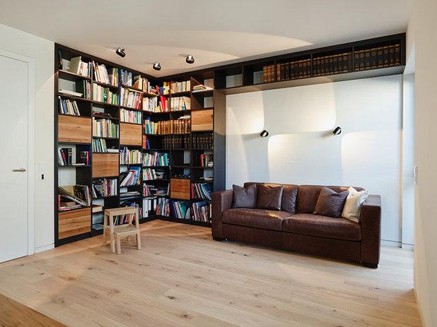 Modern Wohnzimmer by HONEYandSPICE innenarchitektur + design
