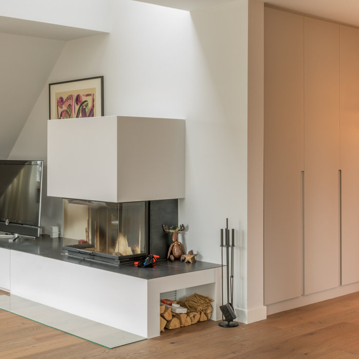 AS23 - Einbauschränke + Ankleide Wohnhaus Obergeschoss