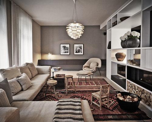Nordisches Wohnzimmer In Berlin