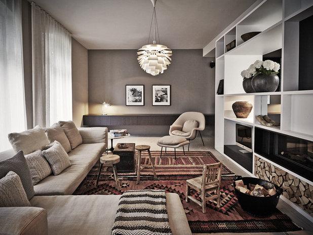 Skandinavisch Wohnzimmer by Annabell Kutucu Interior Design & Styling