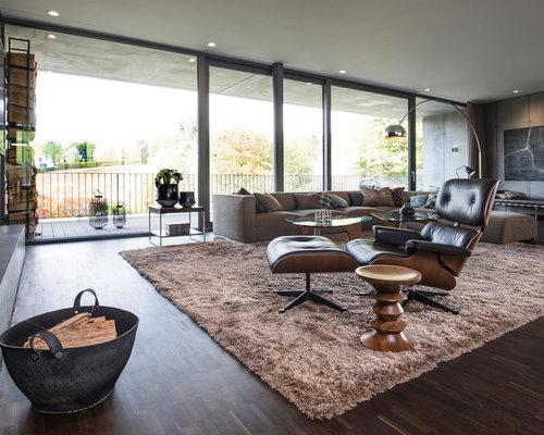 moderne wohnzimmer - ideen, design, bilder & beispiele - Moderne Wohnzimmer Ideen
