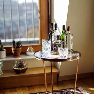Privates Wohnzimmer Berlin – Licht optimal nutzen