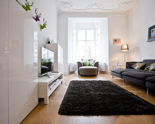moderne wohnzimmer - ideen, design, bilder & beispiele, Wohnzimmer ideen