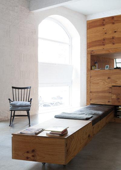 Contemporaneo Soggiorno by studio lot Architektur | Innenarchitektur