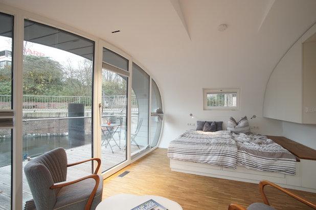 Modern Wohnbereich by Fotograf Thomas Drexel