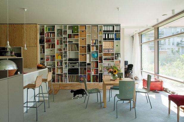 sichtestrich tipps und ideen f r den modernen bodenbelag. Black Bedroom Furniture Sets. Home Design Ideas