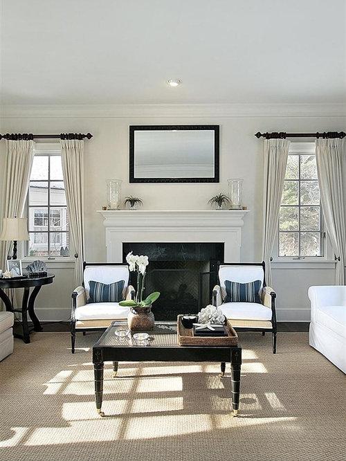 Klassische Wohnzimmer Ideen, Design & Bilder | Houzz