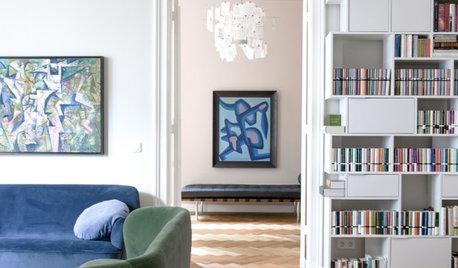 Vorher-Nachher: Prachtvolle Altbauwohnung in Berlin