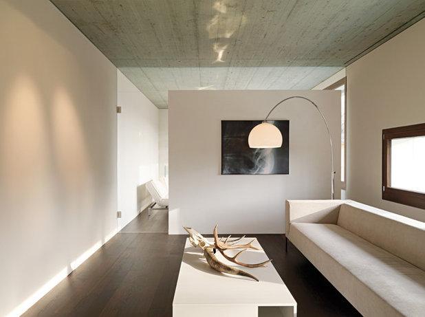 Beleuchtung im Wohnzimmer: Tipps für die Lichtplanung