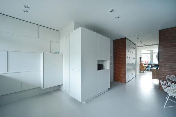 houzzbesuch oscar und marie ein nostalgisches niemeyer apartment. Black Bedroom Furniture Sets. Home Design Ideas