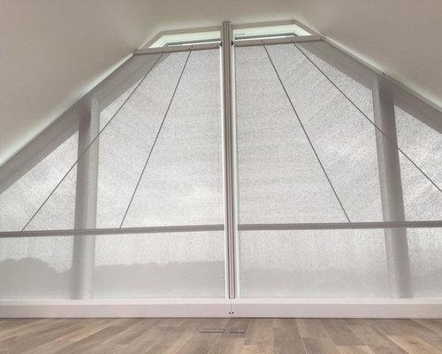 Rollo Giebelfenster schrägverschattungen giebelfenster verdunkelung