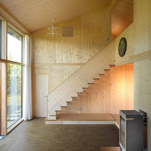Enclosed Staircase Houzz