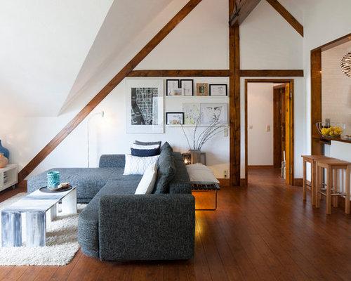 rustikale wohnzimmer: design-ideen, bilder & beispiele - Wohnzimmer Design Vorschlage