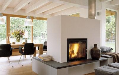Hot stuff: Lækre pejse og åbne ildsteder til ethvert hjem