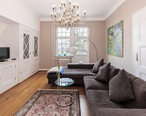 klassische wohnzimmer ideen design houzz. Black Bedroom Furniture Sets. Home Design Ideas