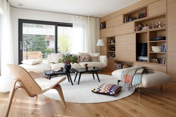 12 moderne wohnzimmer nicht nur f r minimalisten. Black Bedroom Furniture Sets. Home Design Ideas