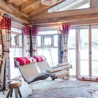 Rustikale Wohnzimmer Ideen, Design & Bilder | Houzz
