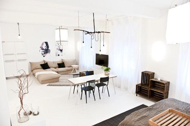 Skandinavisch Wohnbereich Skandinavisch Wohnbereich