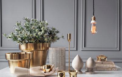 Metall trifft Farbe! 7 glanzvolle Duette mit Kupfer, Messing und Bronze
