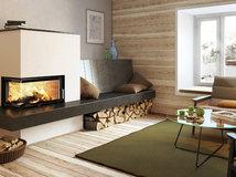 Panorama Kamin Als Raumteiler 10 Experten Tipps Fur Den Einbau