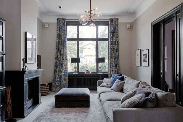 Modern Wohnbereich by Anja Lehne interior design