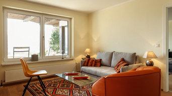 Stilmix - das neue Wohnzimmer