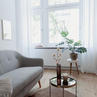 Skandinavisches Wohnzimmer in Berlin