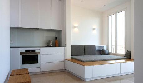 Über den Dächern von Nizza: Modernes Mini-Apartment mit Ausblick
