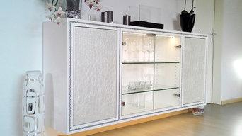 Swarovski Möbel