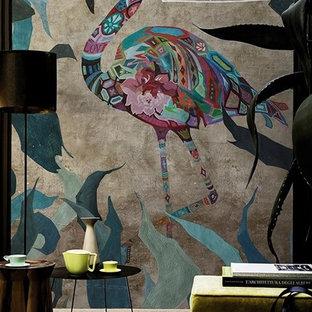 Tapeten von Wall&Deco, auch wasserfest für in die Dusche