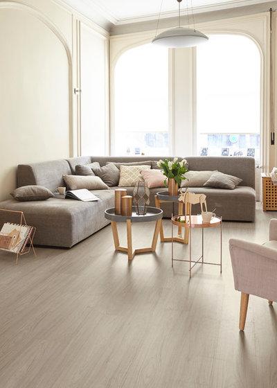 Scandinavian Living Room by Tarkett - Bodenbeläge für jeden Raum